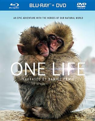 ONE LIFE BY CRAIG,DANIEL (Blu-Ray)